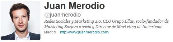 Entrevista a Juan Merodio, II Maratón Social Business