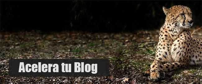acelera tu blog