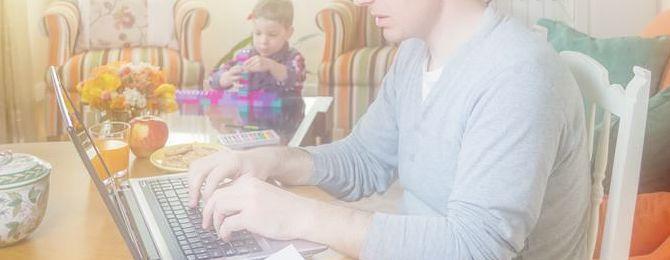 Hijos y negocios online