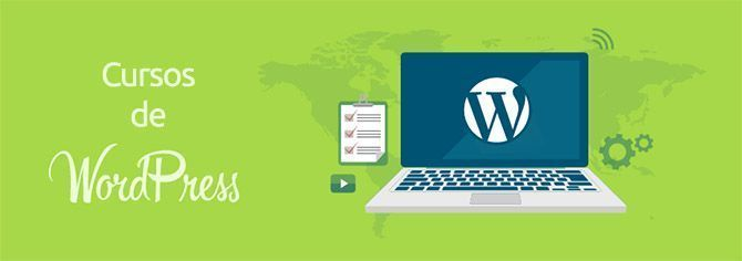 Cursos de WordPress por Internet – ¡Lista actualizada!
