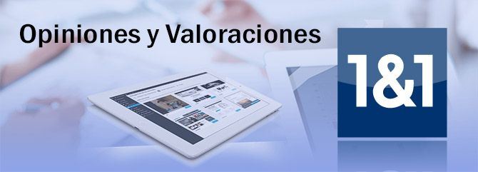 1and1 Opiniones – Comentarios, Valoraciones y Alternativas