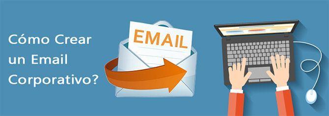 Como crear un correo corporativo