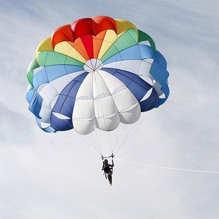 La mente es como un paracaidas