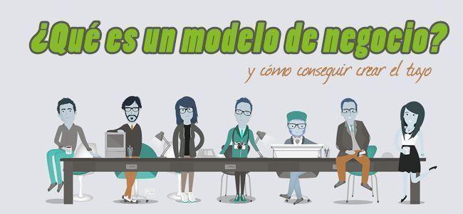 cómo crear un modelo de negocio