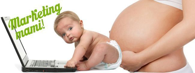 El marketing del embarazo