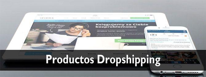 Productos que puedo vender con dropshipping