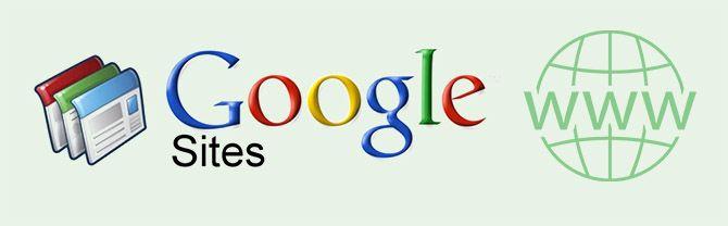 como crear una pagina web gratis con google