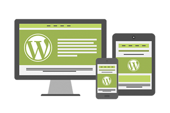 Pagina web en wordpress