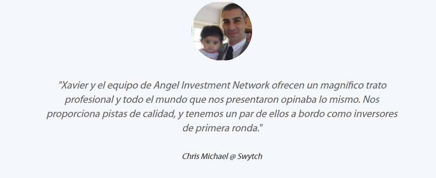 Experiencia con angeles inversores