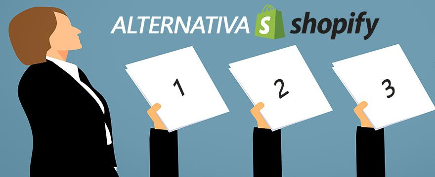 Alternativas a Shopify