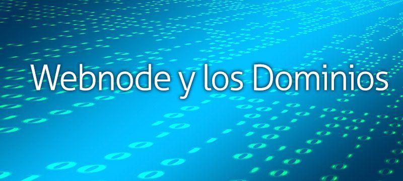 Utilizar Webnode con tu Propio Dominio