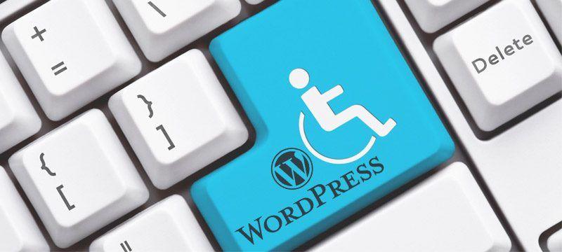 Accesibilidad en WordPress