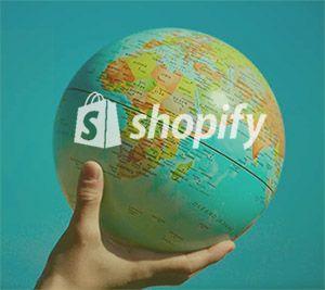 Paises donde utilizar shopify
