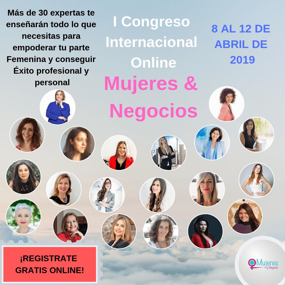 Evento Mujeres emprendedoras online