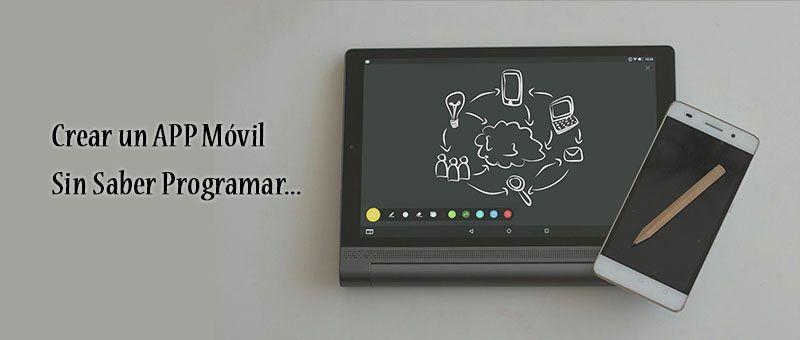 crear una app movil Imagen Destacada