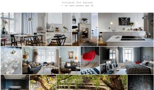 ejemplo de portfolio web decoradores