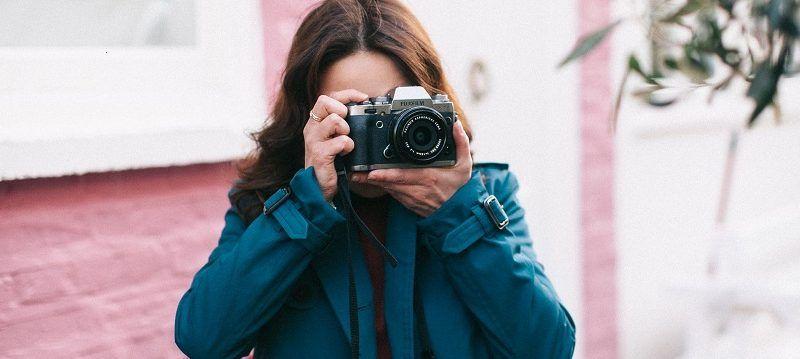 pasión por la fotografía
