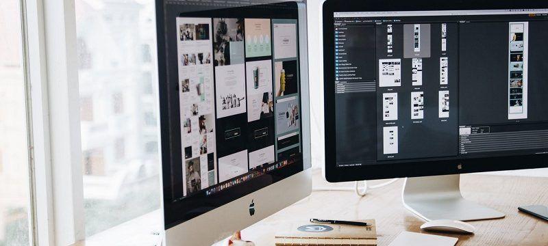 qué es un portfolio de una página web