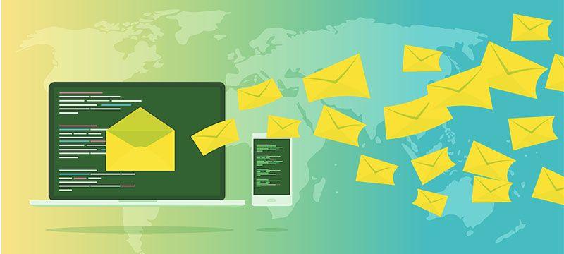 Email markering Pruebas test AB
