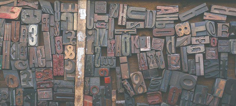Tipografias Web